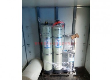 2吨过滤+软化水设备